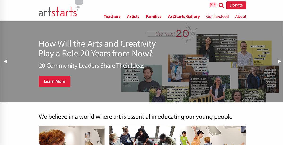 Arts Starts
