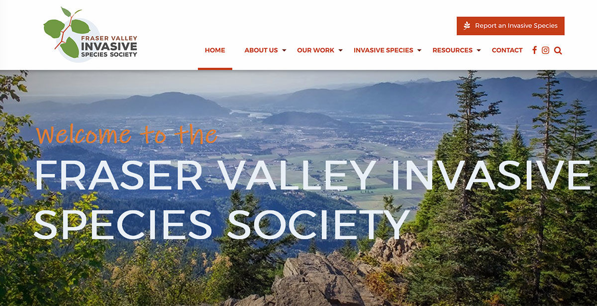 Fraser Valley Invasive Species Society
