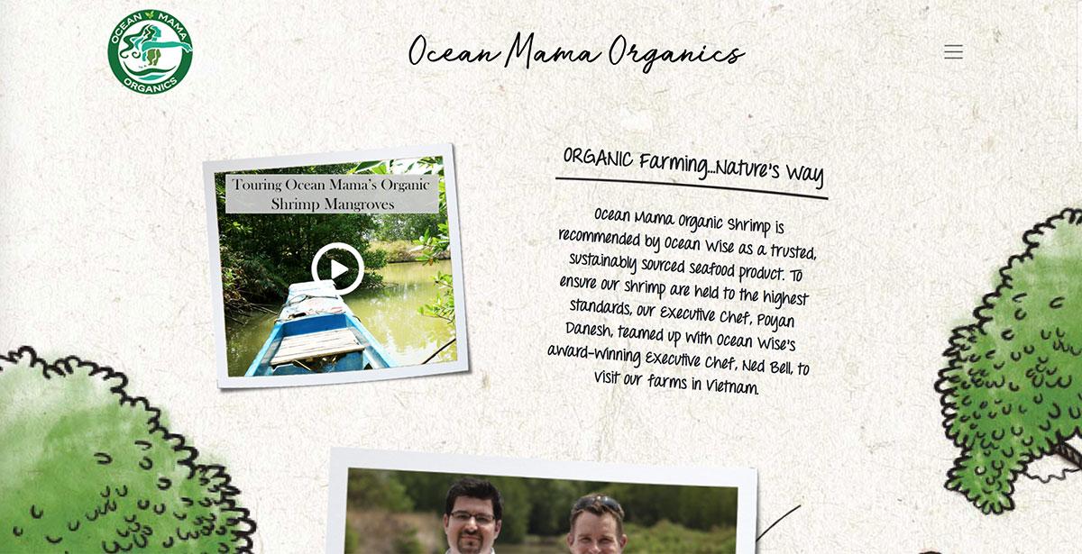Ocean Mama organics